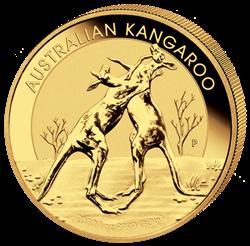 kangaroo gold