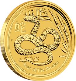 lunar-schlange gold