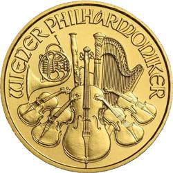 philharmoniker gold