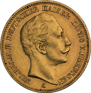 reichsmark-mark gold