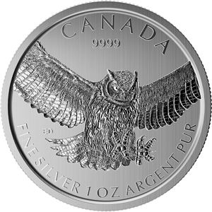 canadian-birds-of-prey silver