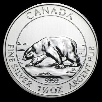 canadian-polar-bear silver