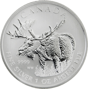 canadian-wildlife silver