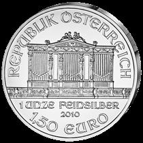 philharmoniker silver