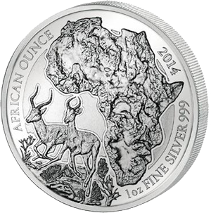 ruanda silver