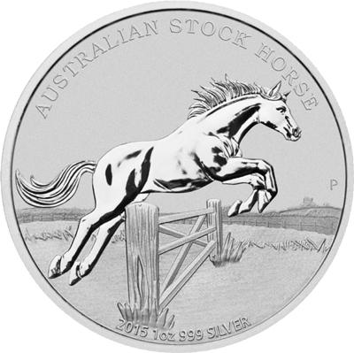 stock-horse silver
