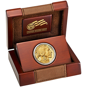 American Buffalo One Ounce Gold Proof Coin BU 3