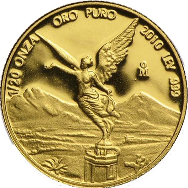 1 20 oz gold libertad obverse b