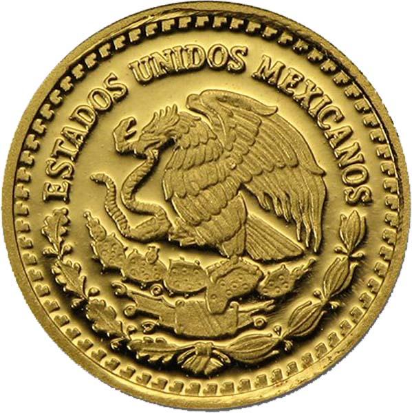 1 20 oz gold libertad reverse