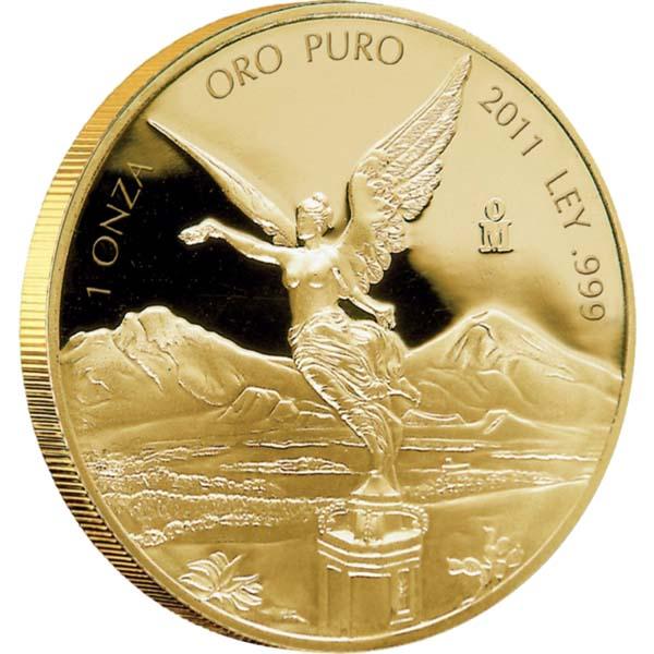 libertad gold rs