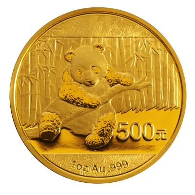 china panda 500 yuan 1oz gold 2014