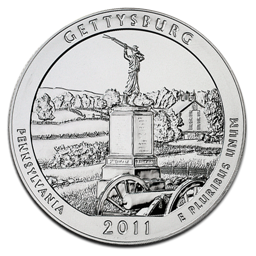 America The Beautiful Gettysburg2