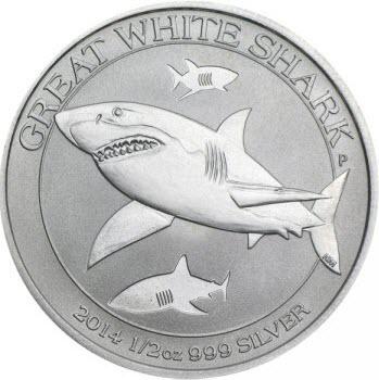 Great White Shark weisser Hai 2014 Avers