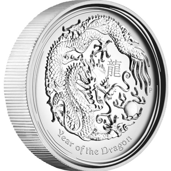 1 oz silber drache high relief lunar ii 1 2012 pp