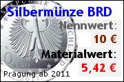 625er Silber Euro kaufen
