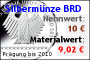 925er Silber Euro kaufen