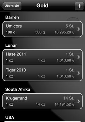 iBullion - Bullion-Investor App Screenshot 2