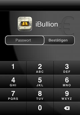 iBullion - Bullion-Investor App Screenshot 4