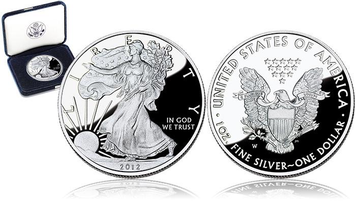 Silber Eagle in PP kaufen - direkt ab US Mint