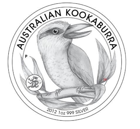 Privy Mark Drachen Kookaburra