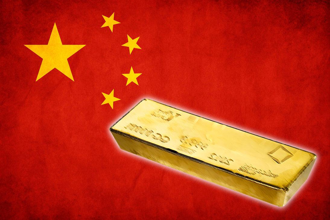 Goldabbau in China