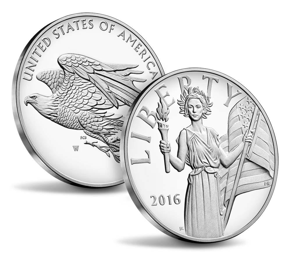 2016 American Liberty Silber