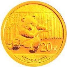 1/20 Goldpanda 2014 China