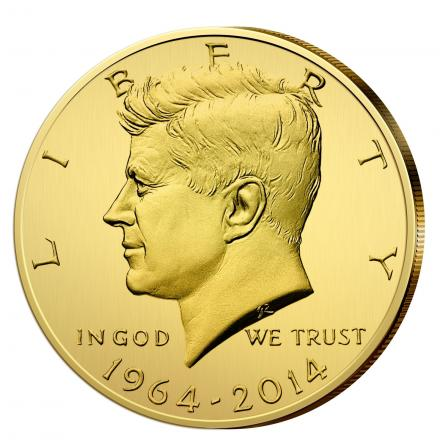 Goldverbot auch durch Kennedy verschärft