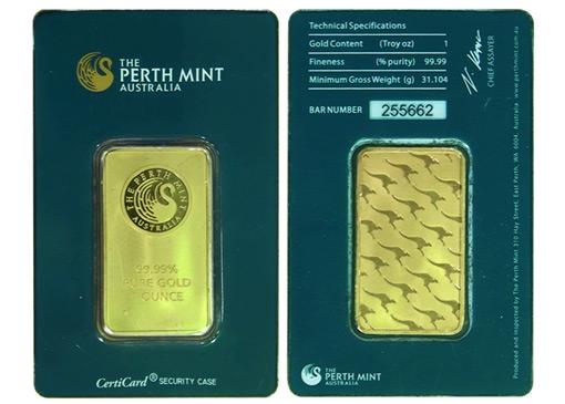 Fake Goldbarren
