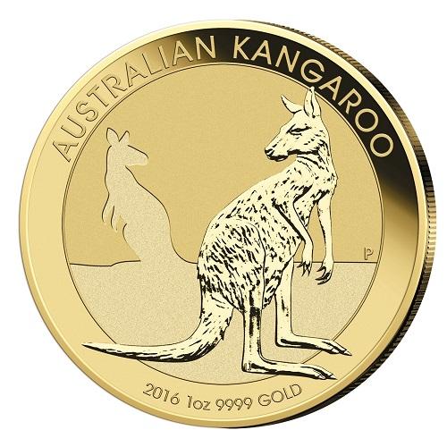 Gold zum Spot eBay Känguru