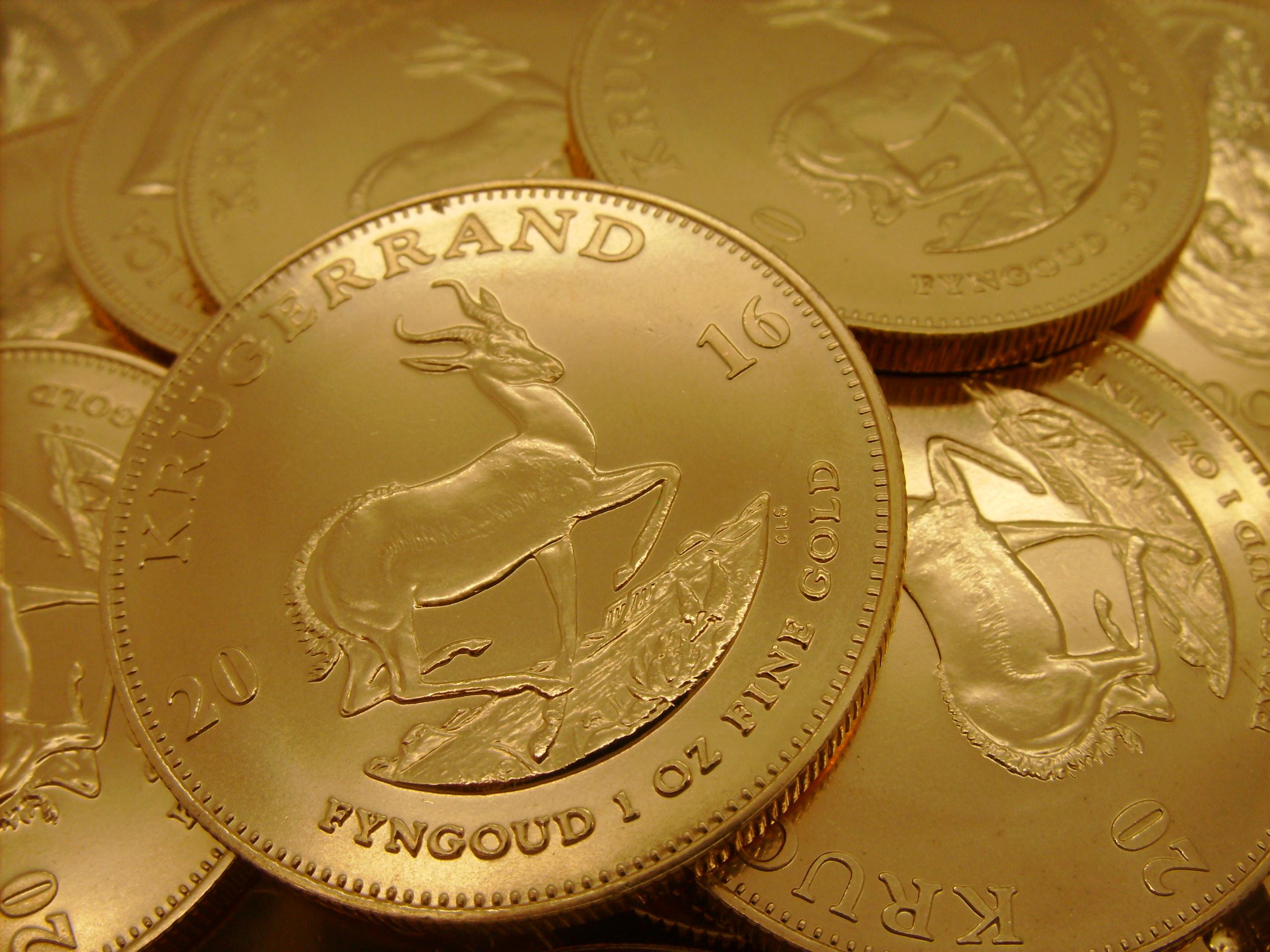 Krügerrand Goldmünzen kaufen populär